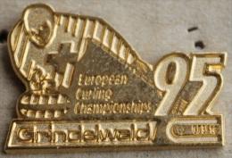 CHAMPIONNAT D'EUROPE DE CURLING 1995 GRINDELWALD SUISSE - EUROPEAN CURLING CHAMPIONSHIPS    -   (10) - Sports D'hiver