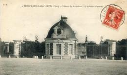 CPA 18  NEUVY SUR BARANGEON CHATEAU DE ST HUBERT LE MIROIR - Autres Communes