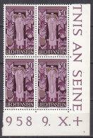 PGL AD245 - LIECHTENSTEIN Yv N°342 ** BLOQUE - Liechtenstein
