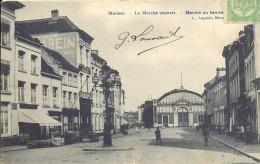 MECHELEN 1908   MALINES  LE MARCHE COUVERT - MARCHE AU BEURRE