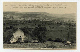 CP, 89 , VEZELAY , La Cordelle - Vezelay