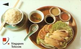*SINGAPORE* -  Scheda Usata - Alimentazioni