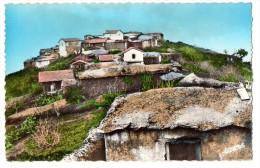 CP, ALGERIE, LA KABYLIE - Village de Montagne, Ecrite en 1963, Ed : JOMONE