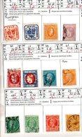 Carnet De ROUMANIE, BULGARIE - Cote 368,80  €uros - 9 Scans - Stamps