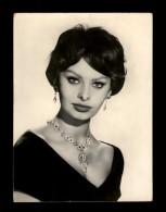 ACTEURS - SOPHIA LOREN - Célébrités