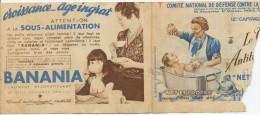 Carnet De Timbres Contre La Tuberculose - Publiciye Fly-Tox - Gibbs - Heudebert - Antigel - Cinderellas