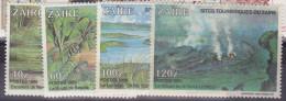 Serie 1315 à 1318 Neuf ** 4 Valeurs Sites Touristiques - Zaïre