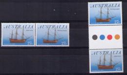 AUSTRALIA Ships - Bateaux