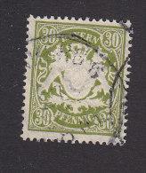 Bavaria, Scott #67, Used, Coat Of Arms, Issued 1900 - Bavaria