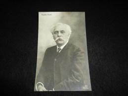 Célébrités. Artiste Belle Epoque  .Gabriel Fauré  . Carte Photo. - Entertainers