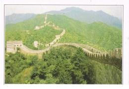 10470.  Postal La Gran Muralla. CHINA - China