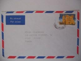 Malte Lettre De Valetta 1991 Pour Torino - Malta
