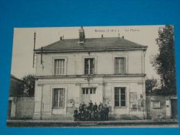37) Mettray - La Mairie   - Année  - EDIT- Roy - Mettray