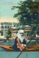 Constantinople - Kiosk Aux Eaux Douces - Turkey