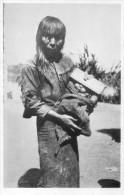 Ethnique Amérique Du Sud - Mère Indienne Et Son Enfant - Porte Bébé Original - Postales