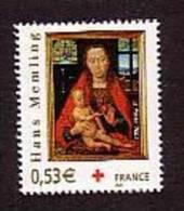 2005-. N°3840**CROIX ROUGE - Unused Stamps