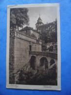 ALLEMAGNE - NURNBERG  Vestnertor , écrite Au Verso Et Circulée En 1930 , 2 Scans - Monuments