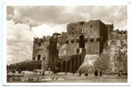 Aeppo, Citadelle D`Alep, Syrie, Damas, Damaskus - Syrien