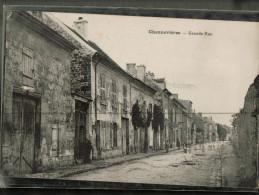 Carte Sépia  Chennevières  .Grande.Rue - Chennevieres Sur Marne