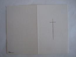 Doodsprentje Image Mortuaire Ghislaine De Rideaux Sint-Martens-Bodegem 1919 Zwijndrecht 1995 Decorte 60.13 - Devotion Images