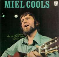 * LP *  MIEL COOLS - NACHTEN DAT DE SPIN NIET SPINT (Holland 1973 EX!!!) - Vinyl Records