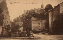 BELGIQUE - LUXEMBOURG - FLORENVILLE - Derrière L'Eglise - Le Verger Communal. - Florenville