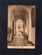 """49230    Belgio,  Averbode,  Een Kloostergang  In De Abdij ,  Un  Corridor  De L""""abbaye,  VG - Diest"""