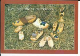 01  Lescheroux  -les Sabotiers  Bressans - Artisanat