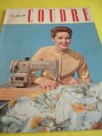 Manuel SINGER/ La Joie De Coudre / 1950         MOD31 - Habits & Linge D'époque