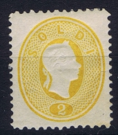 Austria Lombardo Veneto 1861 Neudruck (Ferchenbauer Cat Value 250 Euro) MH/* - Lombardije-Venetië