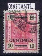 Österreich: Post Auf Kreta, Mi Nr 9 Used CONSTANTINOPLE - Levante-Marken