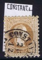 Österreich: Levant, Mi Nr 5 II Used CONSTANTINOPLE - Levante-Marken