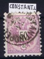 Österreich: Levant, Mi Nr 13 Used   CONSTANTINOPLE - Levante-Marken
