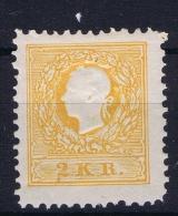 Österreich  Mi Nr 11 Neudruck MH/* - Unused Stamps