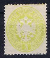 Österreich  Mi Nr 30 Neudruck MH/* - Ungebraucht