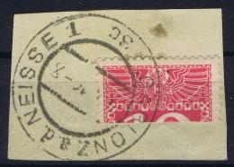 Österreich  Halbierung 1908-1913 - Portomarken