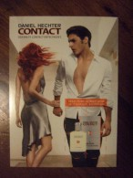 Daniel Hechter CONTACT Parfum Carte Postale - Perfume Cards