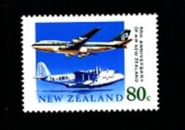 NEW ZEALAND - 1990  AIR NEW ZEALAND  MINT NH - Nuova Zelanda