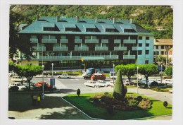 AX LES THERMES - N° B1812 - L' HOTEL ROYAL THERMAL AVEC CITROEN 2CV  DS  VW COMBI ... Ed. LARREY NON VOYAGEE - Ax Les Thermes