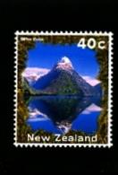 NEW ZEALAND - 1995  40 C. MITRE PEAK PINK CLOUDS  MINT NH - Nuova Zelanda