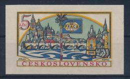 **Czechoslovakia 1962 Mi 1360 B Imperforated Ungezähnt MNH - Ungebraucht