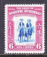 NORTH  BORNEO  197     * - North Borneo (...-1963)