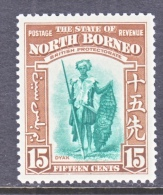 NORTH  BORNEO  201     * - North Borneo (...-1963)
