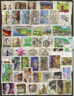 GERMANY Collection 1985-2001 M+U (49) IO1 - Briefmarken