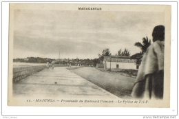 Madagascar Majunga Boulevard Poincaré - Madagascar