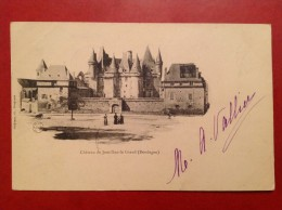24 Dordogne Chateau De JUMILHAC LE GRAND DND - France