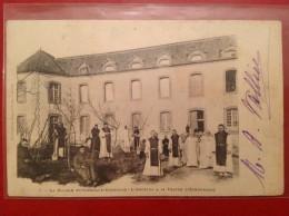 24 Dordogne L'Angelus à La Trappe D'ECHOURGNAC DND - France