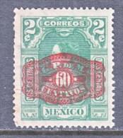 MEXICO  581    * - Mexico