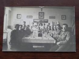 SOLDAAT / SOLDAT Miltairen - Te Identificeren Anno 1914 ( Feldpost / Zie Foto Voor Details ) ! - Guerra, Militari