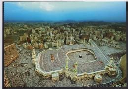 SAUDI ARABIA 2008 - POST CARD - The Holy Mosque Makkah, Islam ** - Saoedi-Arabië